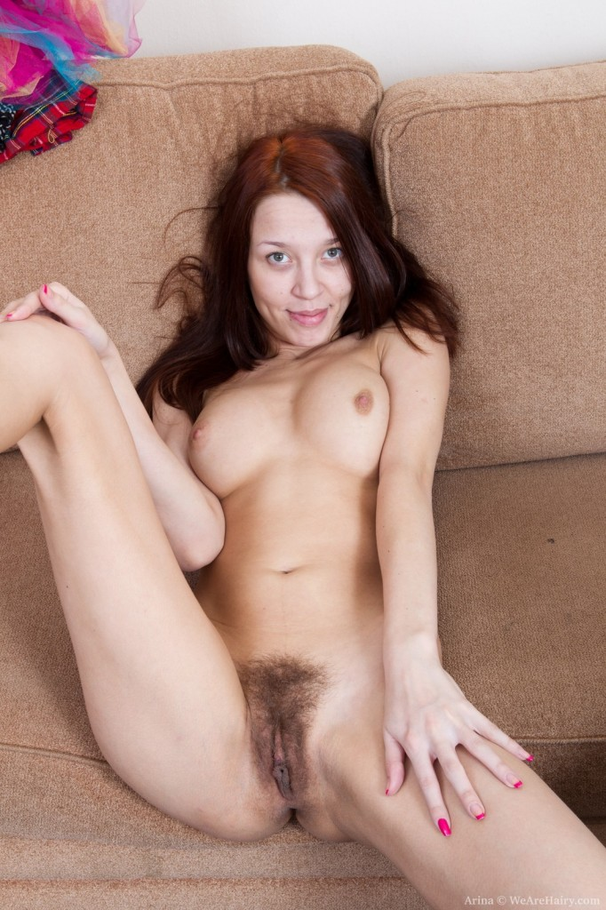 pretty hairy pussies