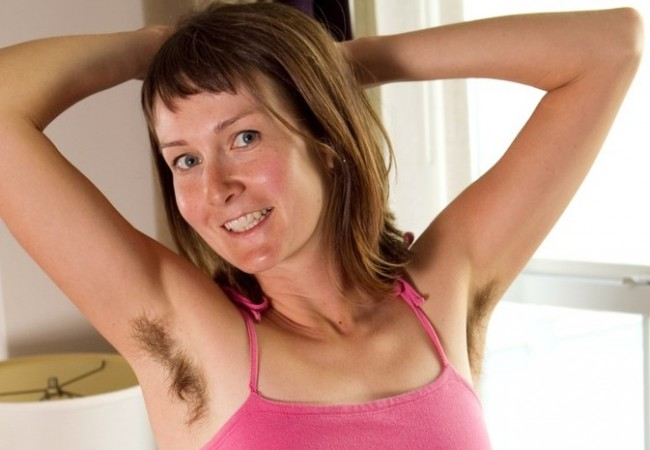 WeAreHairy – Charlotte Is a Horny Hairy Earth Girl