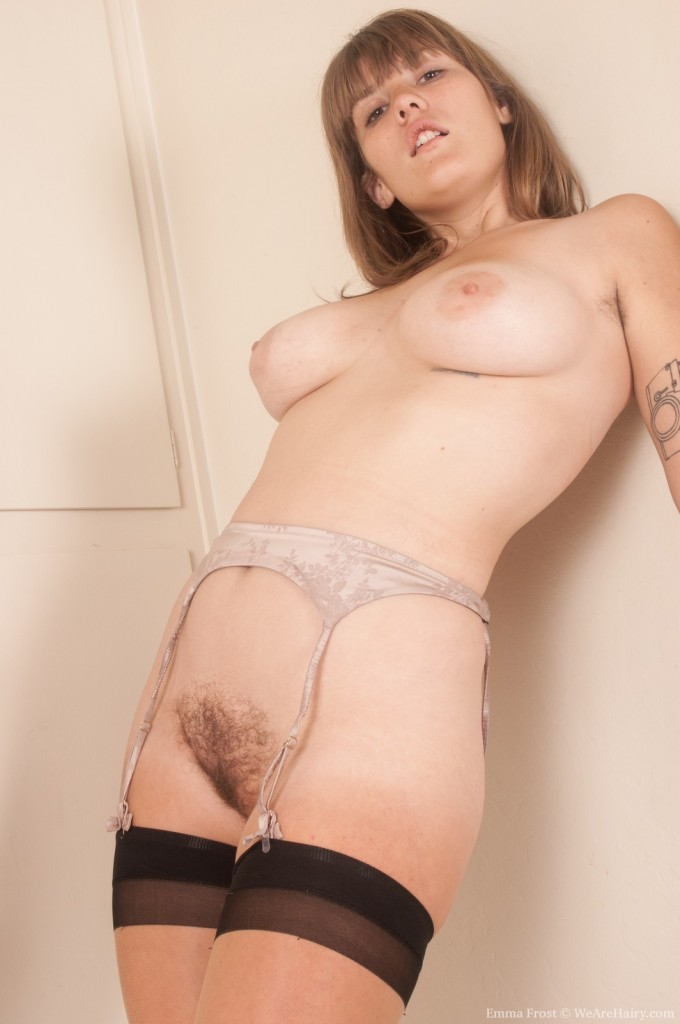 sex Emma frost hairy
