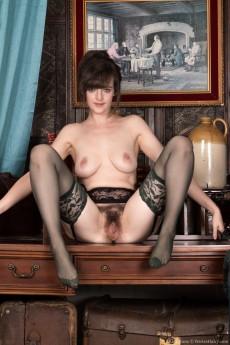 KateAnne_BlackStockingsMilitaryUfm_062