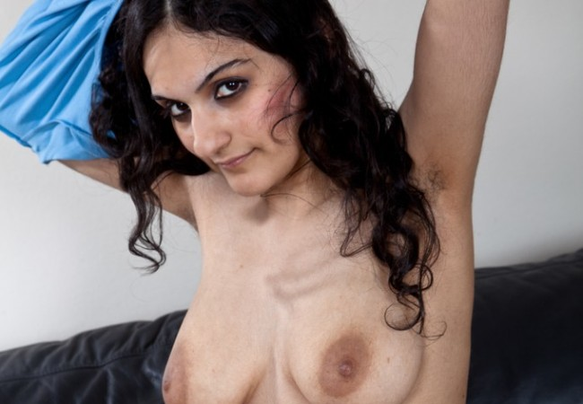 WeAreHairy Riani is a Hairy Delight in Light Blue