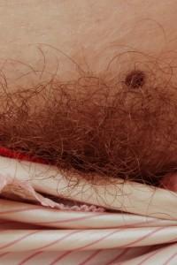 Hairy Redhead Valcorie From WeAreHairy